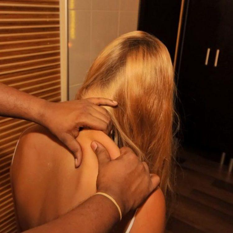 Массаж спины и шеи / Spine & Neck massage