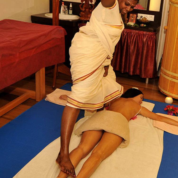 Омолаживающий массаж + Поди Кижи